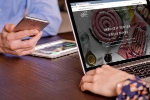 Casa Noguera estrena web