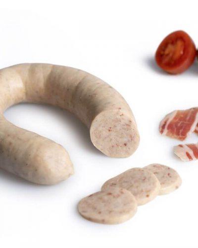 White Botifarra with Ham