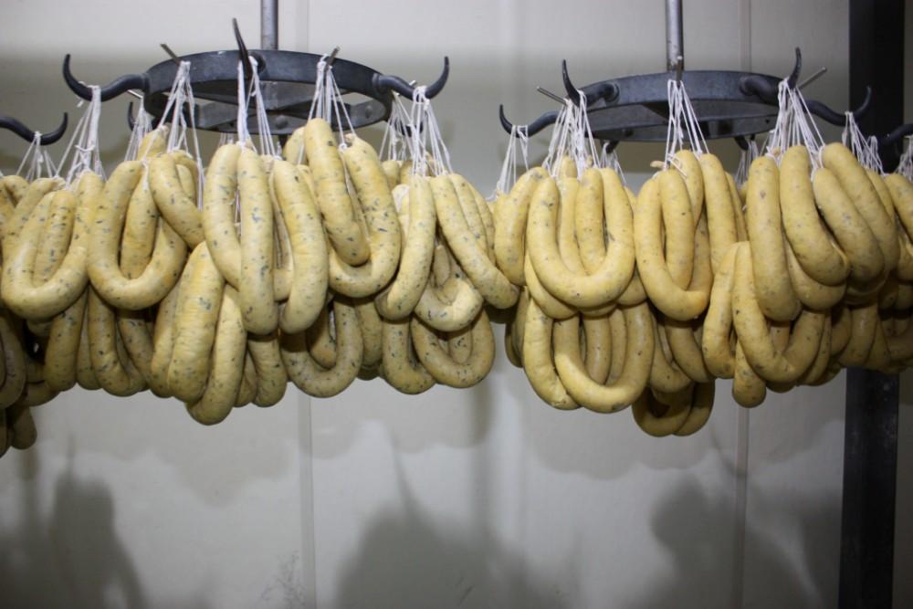 botifarres d'ou penjades