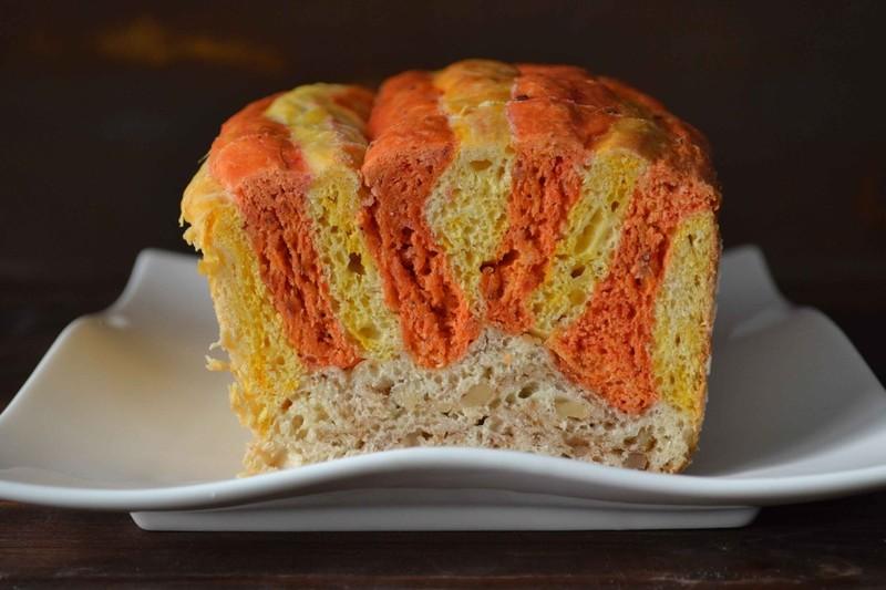 El pa de Sant Jordi és un pa amb sabor i un fort aroma.