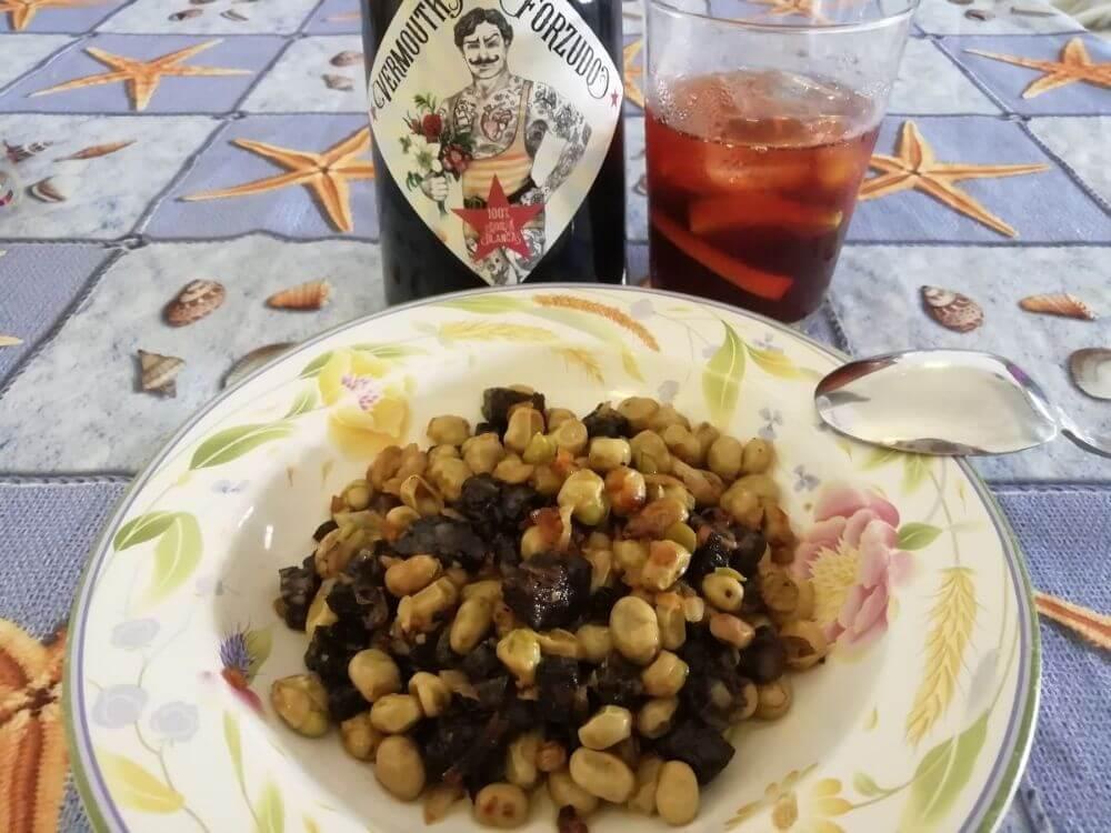 recepta faves a la catalana