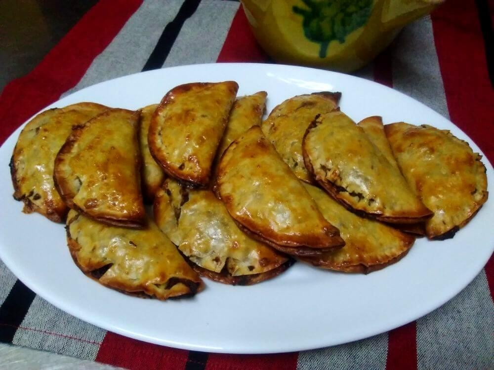 empanadillas butifarra negra