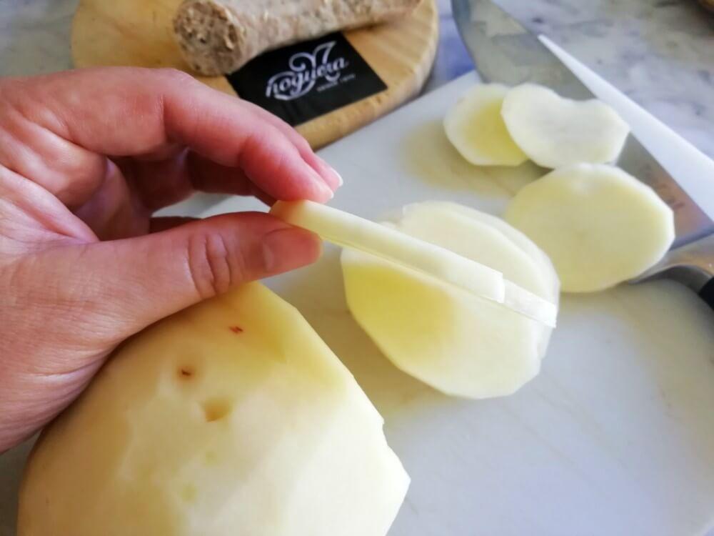 tallem les patates en disc
